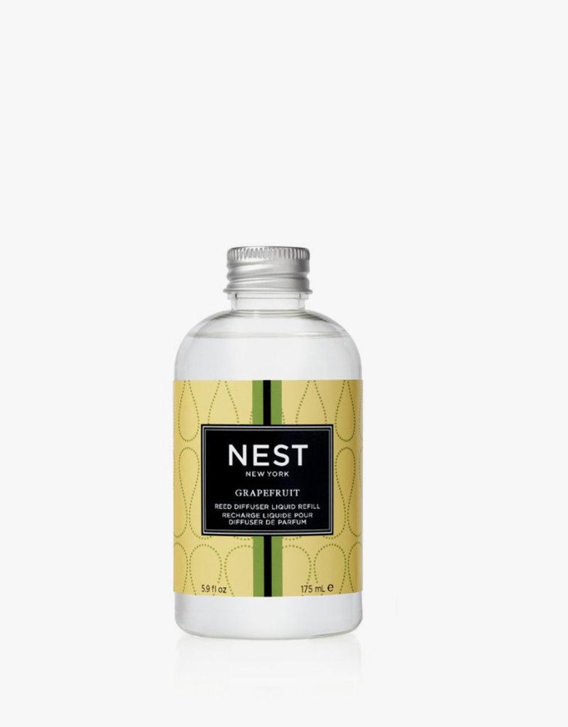 NEST Fragrances Reed Diffuser Liquid Refill Grapefruit