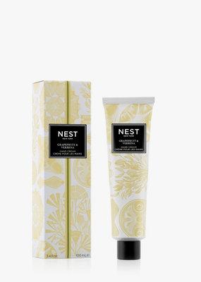 NEST Fragrances Hand Cream 3.4oz Grapefruit & Verbena