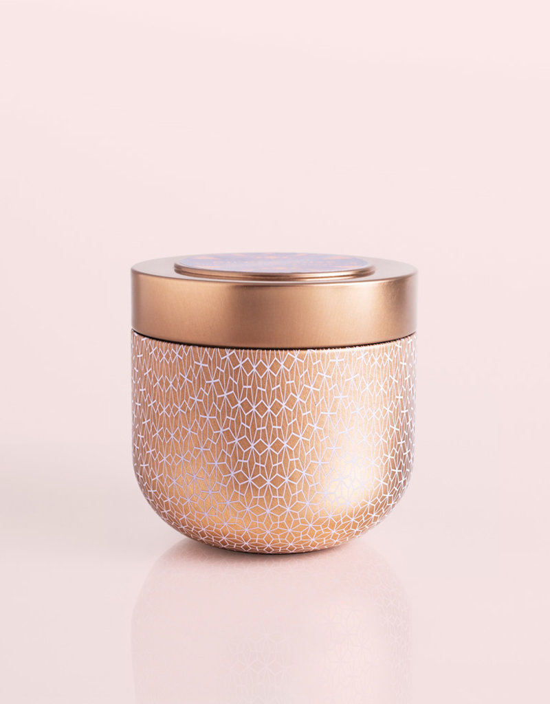 Capri Blue 12.5 oz Gilded Tin Pink Grapefruit Prosecco