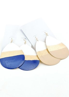 Buffalo Trading Co. Nautical Drop Earring