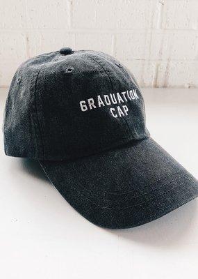 Charlie Southern Graduation Cap Black