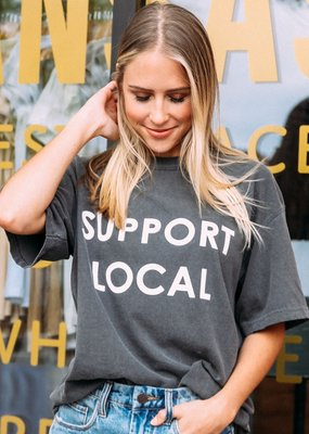 Charlie Southern Support Local Graphic Tee