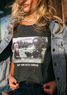 Charlie Southern Rip + Beth Forever Graphic Tee