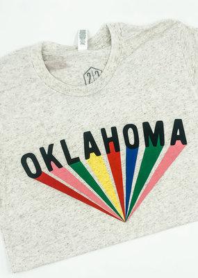 Charlie Southern Fun Times Oklahoma Tee