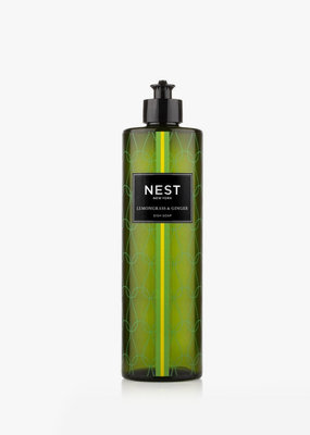 NEST Fragrances Specialty Dish Soap Lemongrass & Ginger