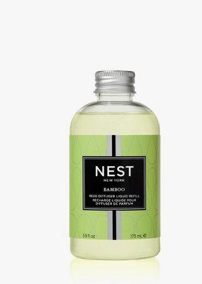 NEST Fragrances Reed Diffuser Liquid Refill Bamboo