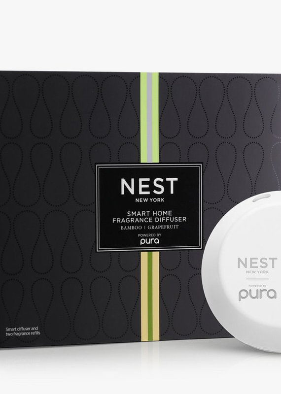 NEST Fragrances PURA Smart Diffuser Bamboo Grapefruit