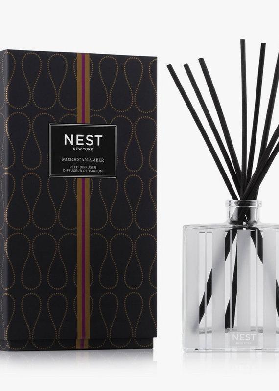 NEST Fragrances Luxury Diffuser Moroccan Amber