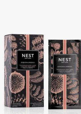 NEST Fragrances Fragrance Sheets Ginger & Neroli