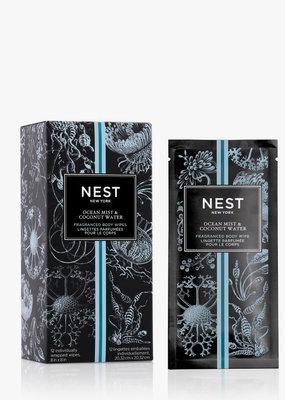 NEST Fragrances Fragrance Sheets Ocean Mist & Coconut