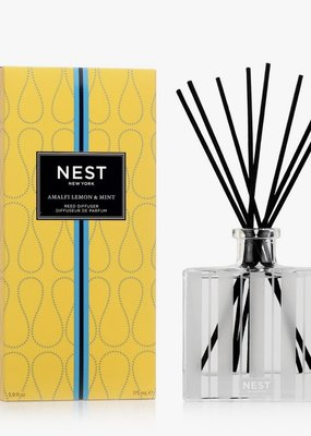 NEST Fragrances Amalfi & Mint Reed Diffuser 5.9oz