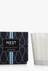 NEST Fragrances 3-Wick Candle Ocean Mist & Sea Salt