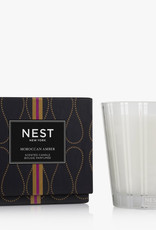NEST Fragrances 3 Wick Candle Moroccan Amber