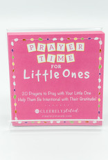 Clearly Stated Prayer Time for Girls W/ Acrylic Stand