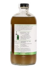 Yes Cocktail Co. Cucumber Jalapeno Cocktail Mixer  16 fl oz
