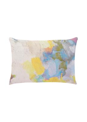 """Laura Park Designs Butterfly Garden Outdoor Pillow 14""""X20"""""""