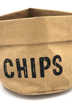 Santa Barbara Design Washable Paper Holder Chips