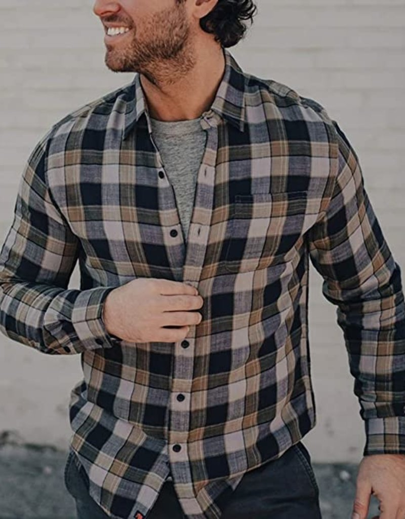 The Normal Brand Skipper Button Up