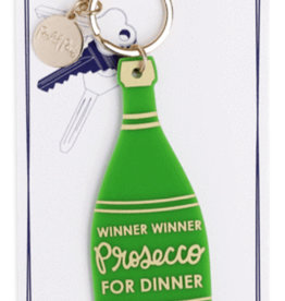 Packed Party Prosecco Keychain
