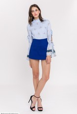 English Factory Pocket Skort