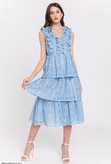Endless Rose All Over Lace Dress