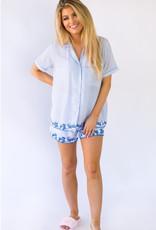 J. Marie The Micaela Pajama Set