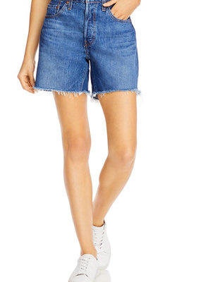 Levi Strauss & Co. 501® Mid Thigh Short Sansome Nights