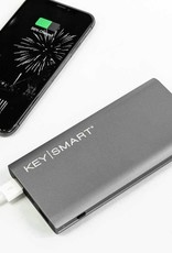 KeySmart Portable Battery Charger Fast Charging