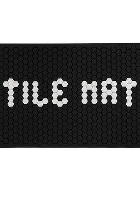 Letterfolk Standard Tile Mat Black