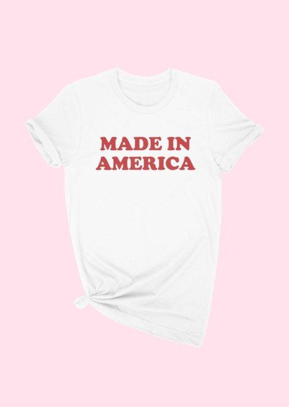 Meraki Made In America Tee