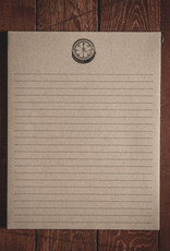 """Oak & Ink Matthew Collection Large Notepad 8.5"""" X 11"""""""