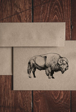 Oak & Ink Brent Collection Single Folded Note Card
