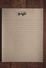 """Oak & Ink Brent Collection  Large Notepad 8.5"""" X 11"""""""