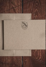 Oak & Ink Oklahoma Collection Set of 8 Flat Note Cards