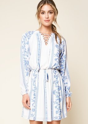 Buffalo Trading Co. Amy Embroidered Dress
