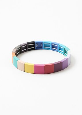 Buffalo Trading Co. Rainbow Bracelet
