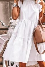 Mazik Gloria Ruffle Dress