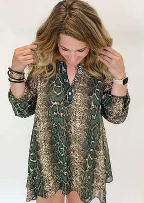 Meraki Envy Tunic Dress