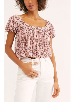 Free People Meg's Blouse