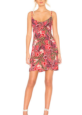 Mink Pink Tropical Island Dress