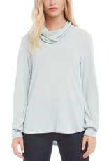 Karen Kane Cowl Neck Sweater