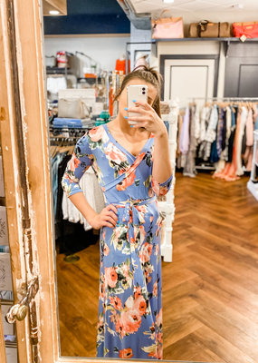 Buffalo Trading Co. Swiftly Maxi Dress