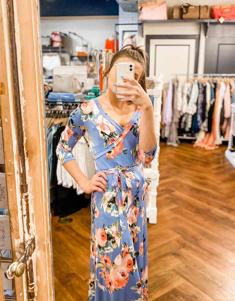 Buffalo Trading Co. Swiftly Maxi Dress
