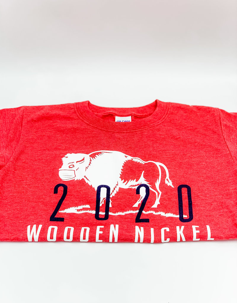 Wooden Nickel Exclusive Youth Crazy Days 2020 T-Shirt