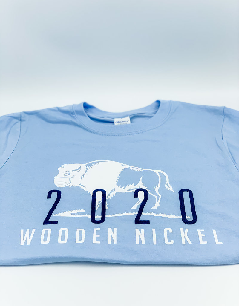 Wooden Nickel Exclusive Crazy Days 2020 T-Shirt