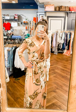 Buffalo Trading Co. Lotus Maxi Dress