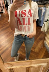 Buffalo Trading Co. USA All Day Tee