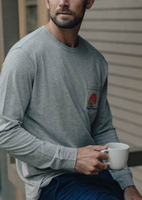 The Normal Brand LS Fly Fishing T
