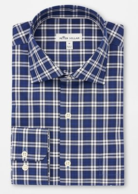 Peter Millar Triton Glen Plaid Crown Ease