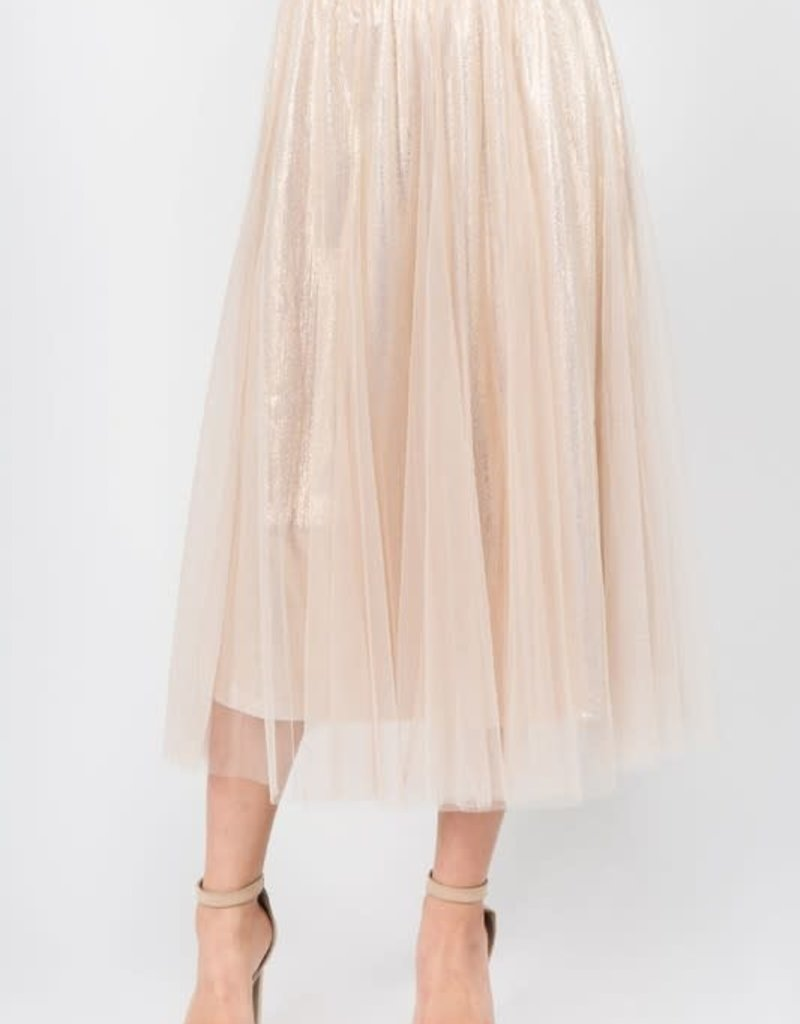 Meraki Fancy Monday Skirt